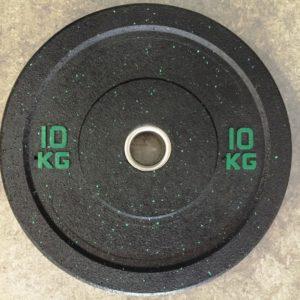 HI-TEMP 10 KG BUMPER PLATE