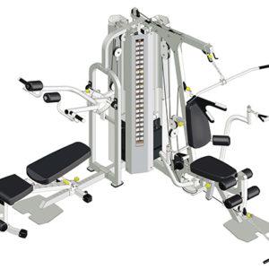 višenamjenska fitness sprava