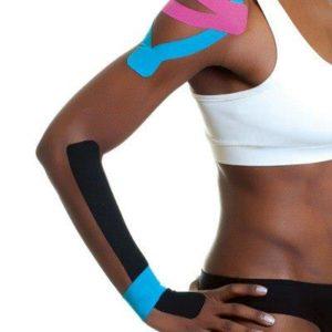 Bendaggi sportivi - nastri terapeutici