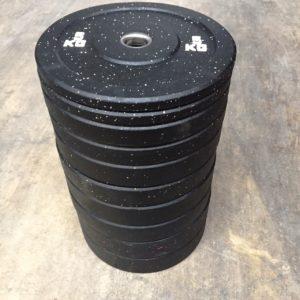 hi-temp bumper set 150kg