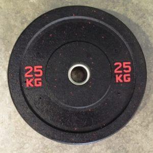 HI-TEMP 25 KG BUMPER PLATE