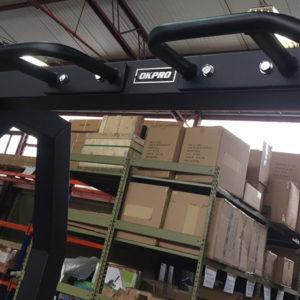 HALF RACK BLACK POWER – rig autoportante